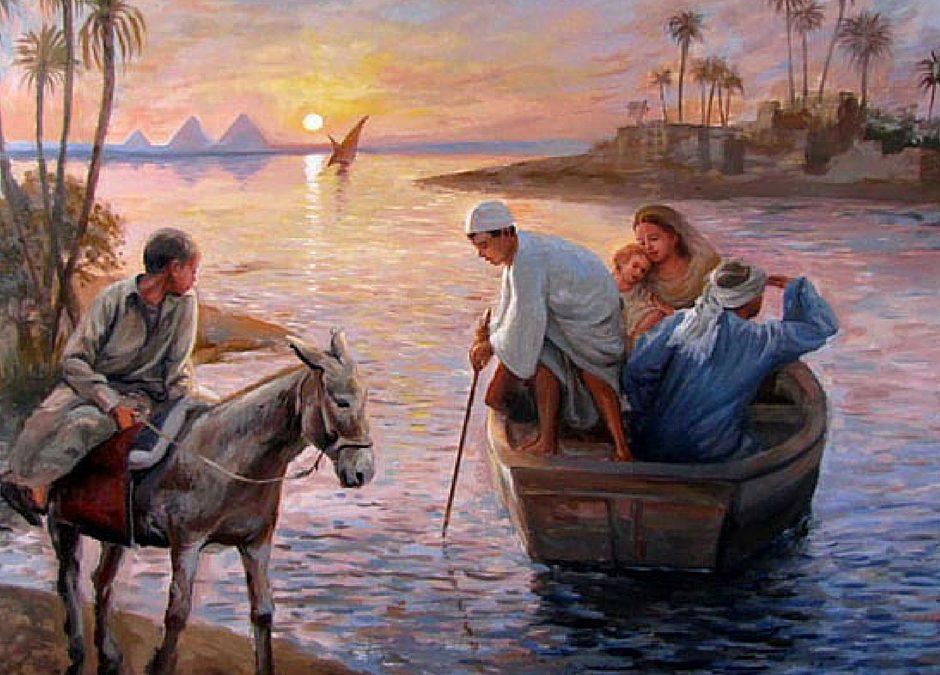 A Refuge in Egypt: Marking the Holy Family's Flight on June 1st