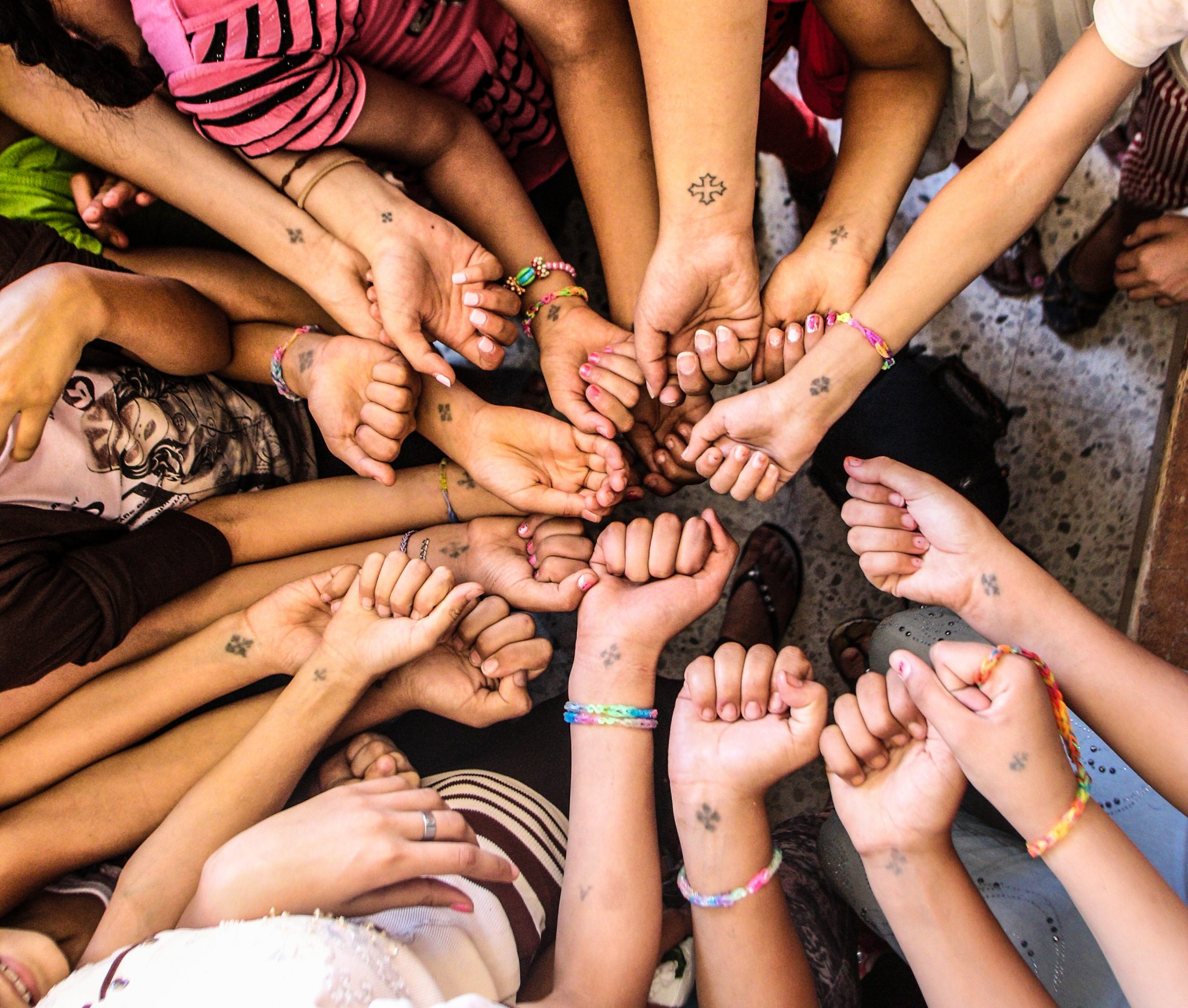 If Tattoos Could Talk Coptic Orphans