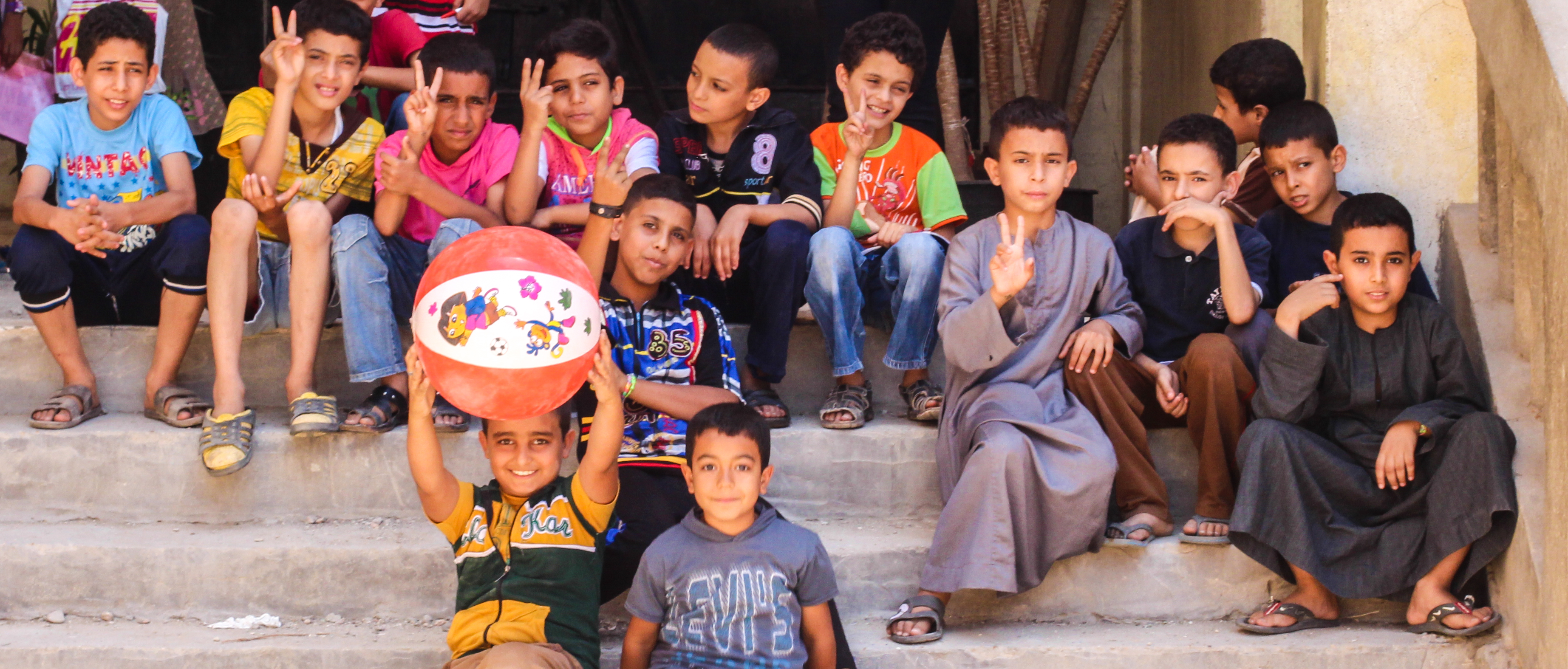 SIMPLY BY SHOPPING AT AMAZON, YOU CAN HELP EGYPT'S CHILDREN DURING THE COVID-19 CRISIS