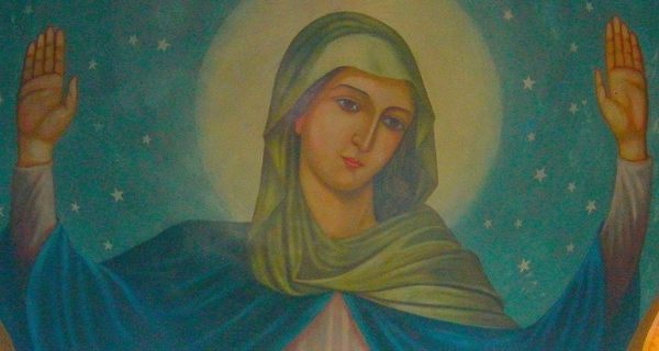 Will You Join Us in Honoring St. Mary?