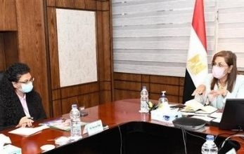 Ministry of Planning, Coptic Orphans Discuss Cooperation